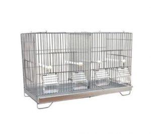 jaulas de aluminio para pajaros